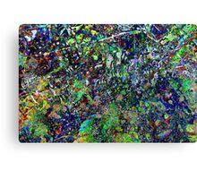 Noise Masters You Canvas Print