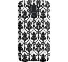 221b sherlock wallpaper Samsung Galaxy Case/Skin