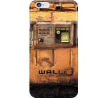 Waste Allocation Load Lifter – Earth Class (WALL E) iPhone Case/Skin