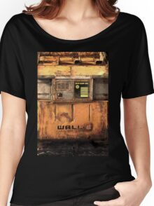 Waste Allocation Load Lifter – Earth Class (WALL E) Women's Relaxed Fit T-Shirt