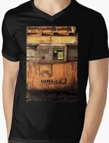 Waste Allocation Load Lifter – Earth Class (WALL E) Mens V-Neck T-Shirt