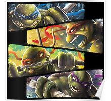 TMNT - Turtle Power Poster