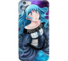 Tardis-Girl iPhone Case/Skin