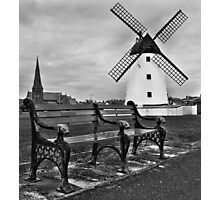 Lytham St. Annes Photographic Print