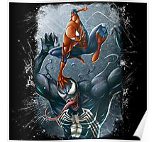 Spidey Games Poster