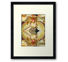 Who's the fairest of them all? Framed Print
