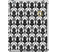 221b Baker St Wallpaper (2 of 2) iPad Case/Skin