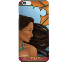 Roll In All The Riches (Autumn Nouveau)  iPhone Case/Skin