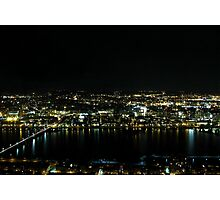 Boston Nights Photographic Print