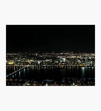 Boston Nights Photographic Print