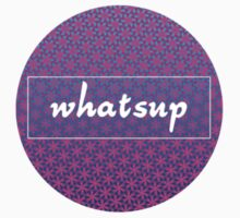 whatsup 001 by defnuh