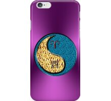 Aries & Rooster Yin Water iPhone Case/Skin