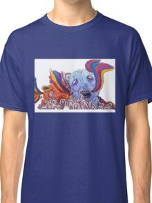 The Sea of Air (Portugal. The Man Inspired Art) Classic T-Shirt