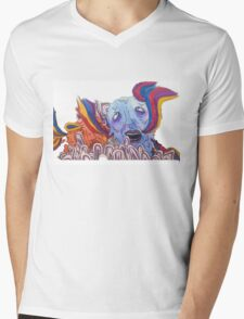The Sea of Air (Portugal. The Man Inspired Art) Mens V-Neck T-Shirt