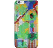 Under the Ten (x2)  Maple Trees iPhone Case/Skin