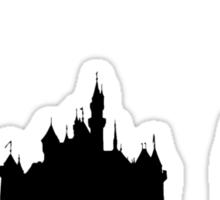 Disney Castles Sticker
