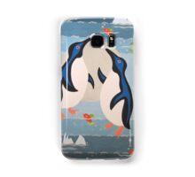 Penguin Pair Samsung Galaxy Case/Skin