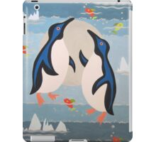 Penguin Pair iPad Case/Skin
