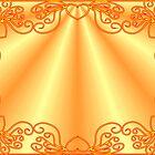 Burning figured frame   by mari8008