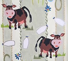 Moos in the Meadow by jeuneart