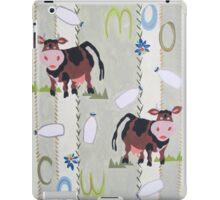 Moos in the Meadow iPad Case/Skin