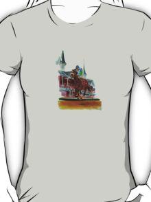 Race of A Lifetime (open sky series) T-Shirt