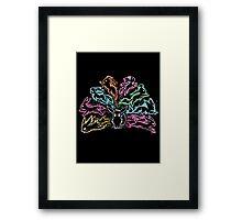 Eeveeloution Framed Print