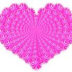 Feathery heart   by mari8008