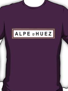 Alpe d'Huez Replica Road Sign T-Shirt