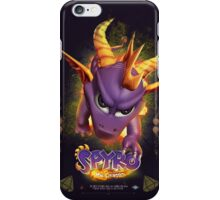 Spyro the Dragon - Fire Breather iPhone Case/Skin