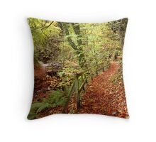 Autumn Heaven ... Throw Pillow