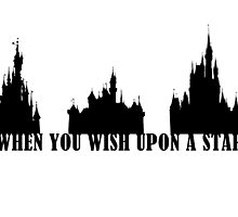 When You Wish Upon A Star by morganlianne