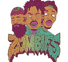 Flatbush Zombies by luxion