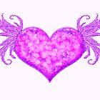Winged heart   by mari8008