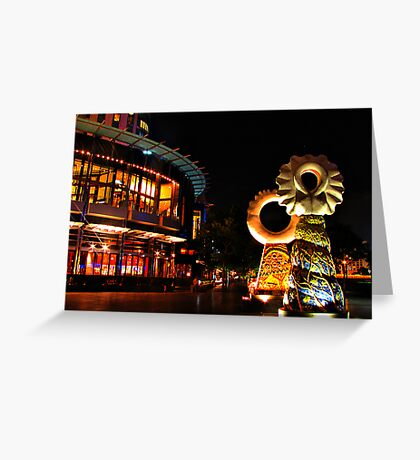 Rock Pool Bar & Grill, Melbourne Greeting Card
