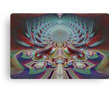'Etheric Lotus' Canvas Print