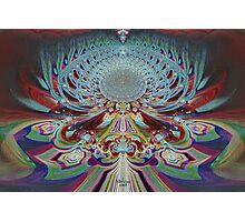 'Etheric Lotus' Photographic Print