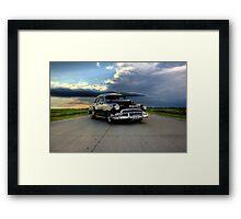 '54 Custom Classic I Framed Print