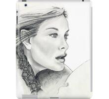 Fleeing the Nazgul iPad Case/Skin