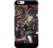 The Hero of Hyrule iPhone Case/Skin