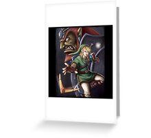 The Hero of Hyrule Greeting Card