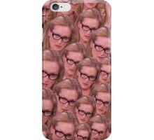 Meryl Throwing Shade iPhone Case/Skin