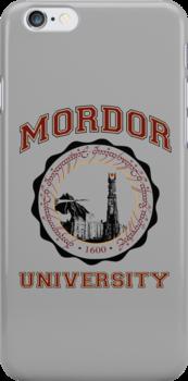 Mordor University by thecreep