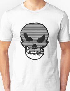 Evil Skull loading (black) T-Shirt