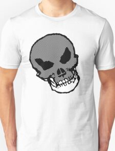 Evil Skull Loading... A different angle! T-Shirt