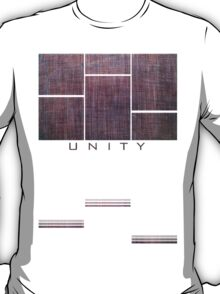 Unity - Red Upgrade T-Shirt