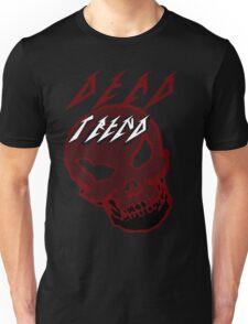 Dead Trend (Evil Skull) Metallica Font Unisex T-Shirt