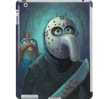 Muppet Maniacs - Gonzo Voorhees iPad Case/Skin