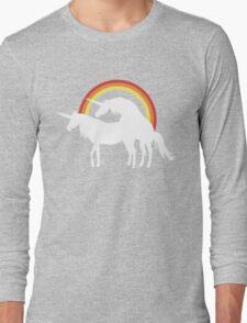 Unicorn Love Long Sleeve T-Shirt