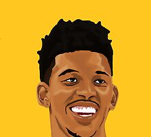 Nick Young 2 by mikehanz